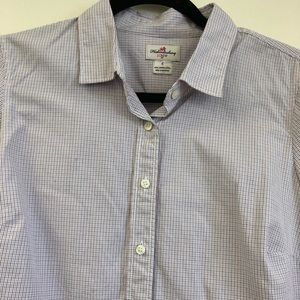 J.Crew Haberdashery Collared Shirt Size Small